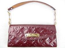 US seller Authentic LOUIS VUITTON VERNIS SUNSET BOULEVARD CLUTCH HAND BAG PURSE