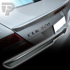 PAINTED Mercedes BENZ W209 COUPE CONVERTIBLE A STYLE SPOILER TRUNK 775 SILVER