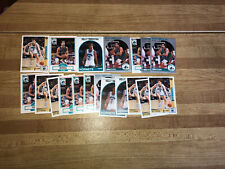 Kelly Tripucka Lot of 19 Hornets 4 Different Cards Base