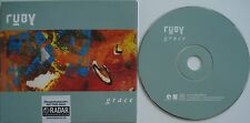 Ruby ___ Grace ___ 4 track promo CD 2001 ___ Very Good Condition