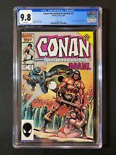 Conan the Barbarian Annual #11 CGC 9.8 (1986)