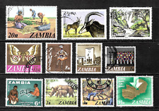 Zambia ... Splendid stamp collection .. 2951