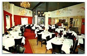 1950s/60s Seven Hills Bar and Restaurant, Bloomfield, NJ Postcard