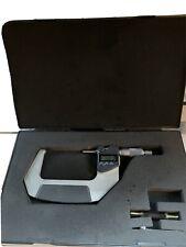 Mitutoyo 293-233-30 Digimatic Micrometer Range MDC-100MX  75-100MM 0.001MM