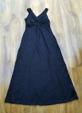 BODEN LADIES FABULOUS BLACK JERSEY MAXI DRESS  WH752 UK 16L. RRP £70 Brand new.