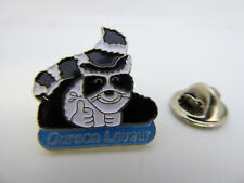 Pin's Pin Badge -OURSON LAVEUR / STATION DE LAVAGE AUTO / CAR WASH STATION / TOP