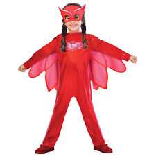 New PJ Masks Owlette Costume - Age 2-3 Years