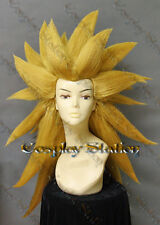 Super Saiyan 3 Gotenks Custom Made Cosplay Wig_commission676