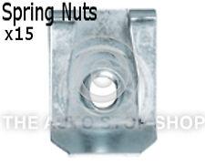 Double ressort écrou pour vis bouchon de chaleur OPEL GT / MERIVA etc 11040op 15pk