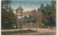 Ansichtskarte Munsterlager in Hannover - Eingang zum Hanich - Lüneburger Heide