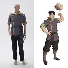 Avatar The Legend of Korra Bolin Full Set Cosplay Set Costume *Custom Made*
