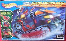 Hot Wheels Sho Gun TRANS MORPH A.T.V. Misb New Mattel 2001