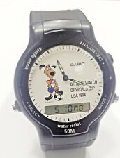Casio Official Watch of world cup 1994 306 New Old stock Vintage WR 50 mt.