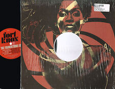 """THE FOUNDATIONS EP 12"""" Promo THUNDERBALL Fort Knox Recording USA FKXP000 @N/Mnt"""