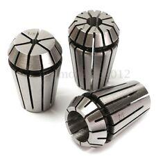"""1/8"""" 1/4"""" 1/2""""  Pinza Porta Fresas Tipo ER20 Fresadora CNC Collet Torno Grabado"""