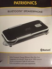 Plantronics Bluetooth In-Car Speakerphone Solar Powered 5506743 Text To Speech