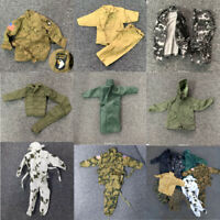 Lot 21st Century US Germany WWII Ultimate Soldier Dress 1/6 for 12'' Dragon BBI