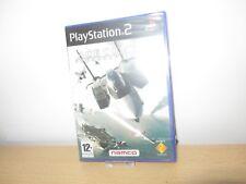 PS2 Ace Combat: Líder de Escuadrón Pal Reino Unido,Nuevo & Sony Precinto Fábrica