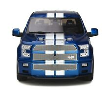 FORD SHELBY F-150 SUPER WITH BED COVER GT SPIRIT 1:18 SCALE GT-262
