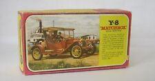 Repro Box Matchbox MOY Nr.08 1914 Stutz Blisterbox