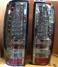 TAIL REAR L.E.D LIGHT LAMP SMOKE LENS USE FOR ISUZU D-MAX PICKUP 2006 - 2011