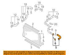 VW VOLKSWAGEN OEM 06-08 Passat-Intercooler Hose Tube 3C0145834K