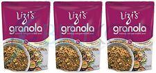 Lizi's Frutto della Passione PISTACCHIO breakast Cereal - 400g (pacco da 3)