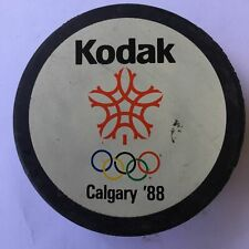 CALGARY 1988 FIRST WINTER OLYMPICS General Tire/ Canada/Offical
