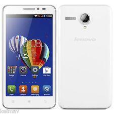 Lenovo A606 Smartphone 4GB Android 4.4 MTK6582 Quad Core 5.0 Inch (White)