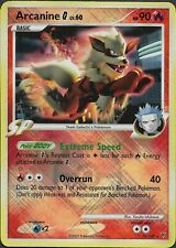 Pokemon Arcanine Crosshatch Promo Card 15/147 (Pokeball Symbol)(Supreme Victors)