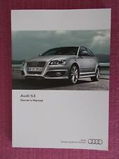 buy audi paper 2012 car owner operator manuals ebay rh ebay co uk Audi Q5 Audi SUV
