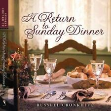 A Return to Sunday Dinner-ExLibrary