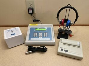 Ambco 2500 Automatic Audiometer(NEW Open Box) w/ NEW Calibration Certificate