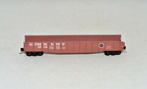 N Scale Kadee Micro-Trains SP 160148 Southern Pacific 50' Open Gondola (#32)