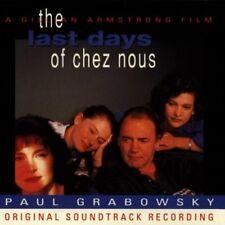 """THE LAST DAYS OF CHEZ NOUS"" Soundtrack (CD 1992) Grabowsky NEW! FREE Shipping!"
