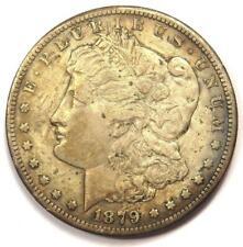 1879-CC Morgan Silver Dollar $1 - XF Details - Rare Carson City Coin!