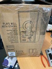 Klipsch R-41PM 2-Way Powered Bluetooth Bookshelf Speakers - Pair