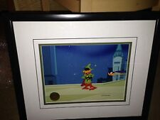 Daffy Duck & Road Runner In Superior Duck By Chuck Jones Great Deal!