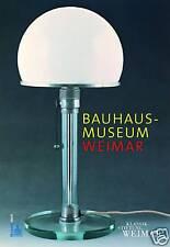 Fachbuch Bauhaus-Museum Weimar, Kunstsammlungen zu Weimar, interessantes Buch