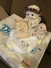 Dreamsicles Angel Cherub #Dc074 Signing Figurine 1996 Dreamsicle Event Day New