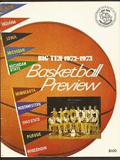 1972-73 BIG TEN BASKETBALL PREVIEW W/3 WIRE PHOTOS  GOPHER PLAYER DAVE WINFIELD