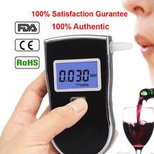 Advance Police Digital Breath Alcohol Tester Breathalyzer Analyzer Detector