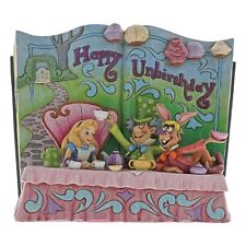 Disney Traditions Happy Unbirthday Storybook 4062257 Alice in Wonderland