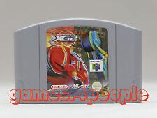 Extreme G2 - XG2 für den Nintendo 64 / N64