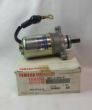 GENUINE YAMAHA 55X-81800-51 Starter Motor Assy 1985-2008 Badger, Champ, Raptor