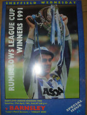 Division 2 Sheffield Wednesday Teams S-Z Football Programmes