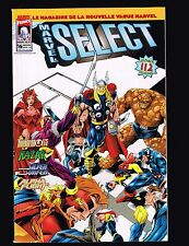 French Marvel Select #16 ~ Hard To Find ~ 1999 (8.0) WH