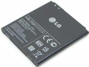 Batterie Akku Batterie BL-53QH Original LG Für P880 Optimus 4X HD