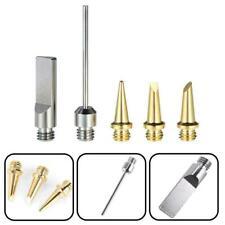 Gas Soldering Iron Head Tip Butane Gas Soldering Iron Torch Tool Welding Ki CL