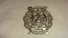 British Army Military Cap Badge The Toronto Scottish Regiment